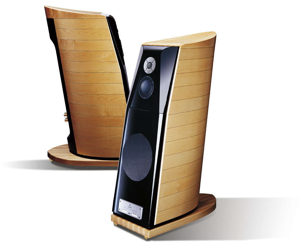USHER BE-10 Diamond Floorstanding Speakers