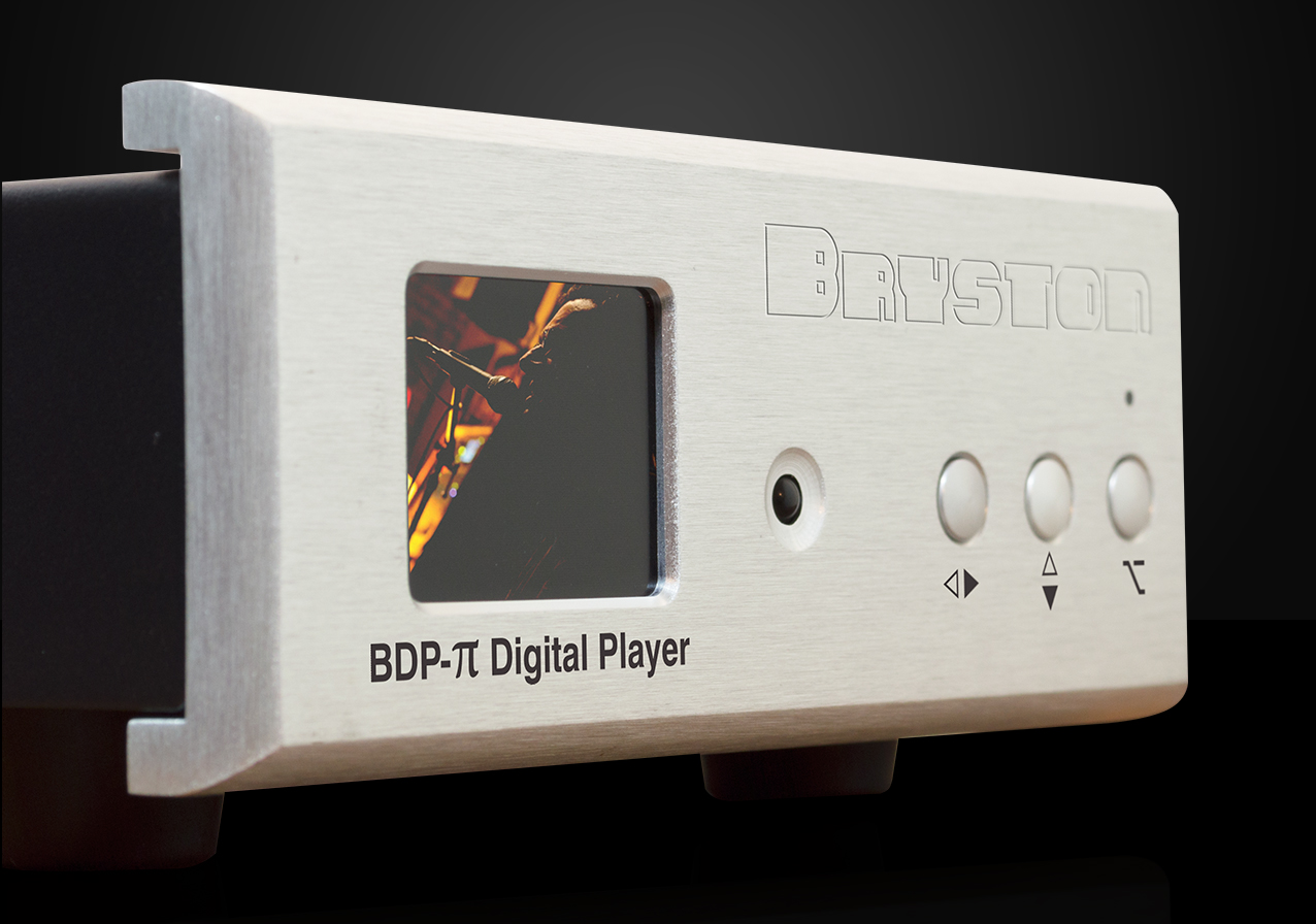Bryston BDP-π Digital Player